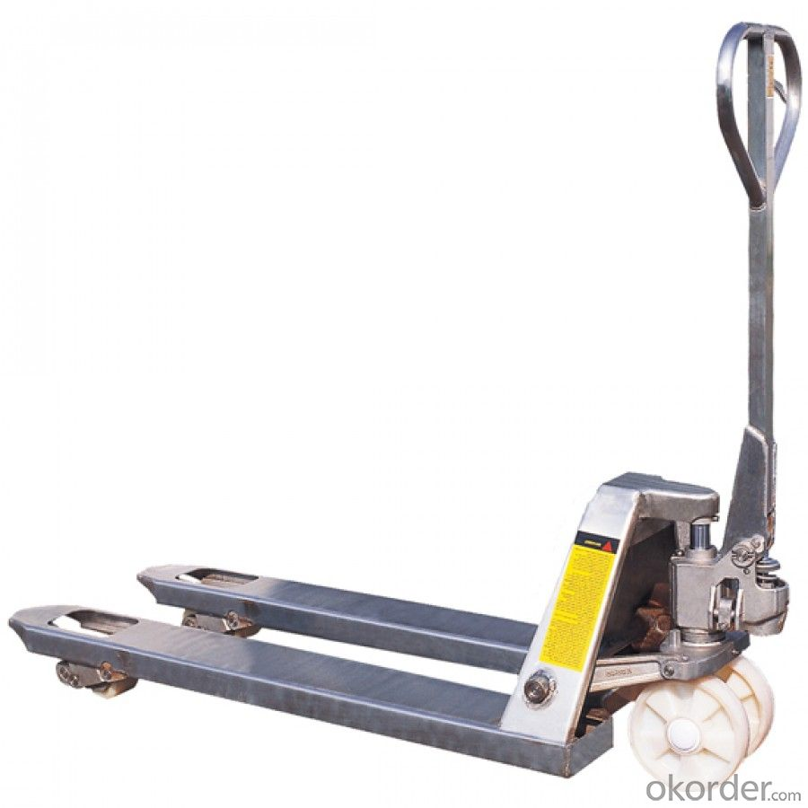 Warehouse Equipment Hand Pallet Truck (CBY)
