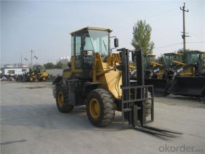XD926G Off-Road Forklift Loader 3ton