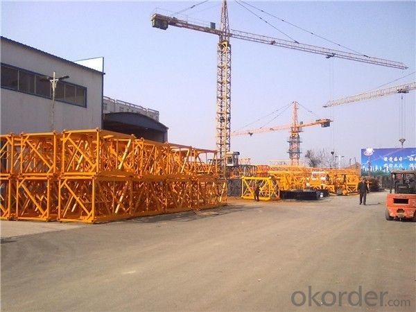 Tower Crane of Chang Li Model Number  TC6016