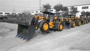 XD926 Side Dump Underground Loader for Mining