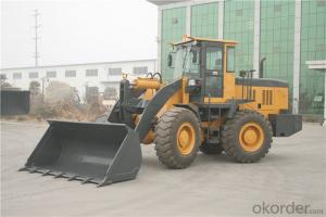XD935G 3t Wheel Loader Payloader Bucket Capacity 1.9m3