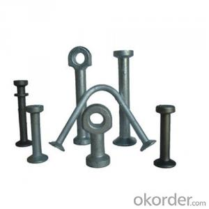 Lifting Anchor Forged Straight Type Long Design III