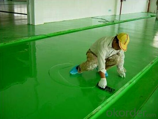 Poxy Floor Coating of Construction Chemicals
