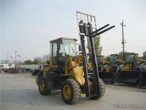 XD926G Off-Road Forklift Loader 3ton