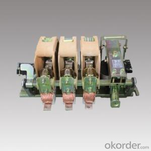 Electrical Ac Contactor CJ12-400/4 380V Brands Electric Contactor Magnetic Contactor Price