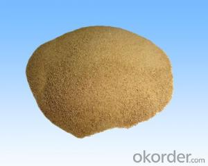 Naphthalene Sulfonate Formaldehyde  18% of Concrete Admixtures