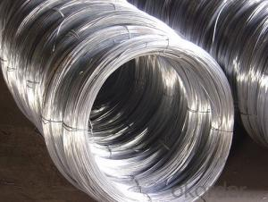 Good Quality Galvanized Iron Wire From Shenzhen