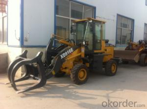 XD916E 1.4ton Wood Grapple Loader