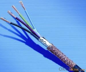 Copper Conductor and PVC Insulated Electrical house wiring cable