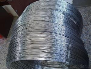 Good Bending High Luster High Rigidity Stainless Steel Wire