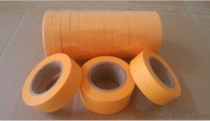 Automotive Car Painting Heat Resistant Masking Tapes