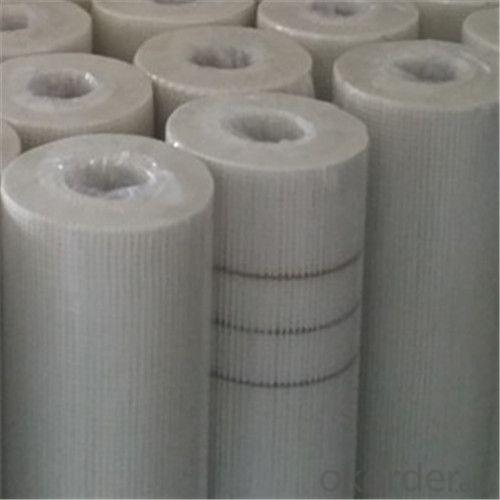 Fiberglass Mesh Roll Reinforcement Building Material