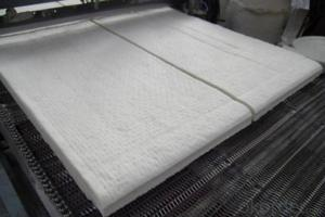 Ceramic Fiber Blanket with ISO 9001 Approved