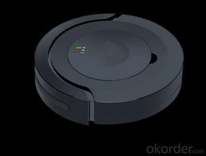 Robot Vacuum Cleaner for Wet and Dry Cleaning Strong Suction Power Auto Recharge