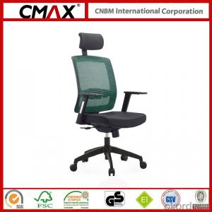 Mesh Fabric Office Chair with Black Color