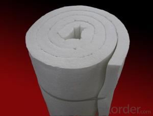 Ceramic Fiber Blanket -Aluminium Grade Aluminum