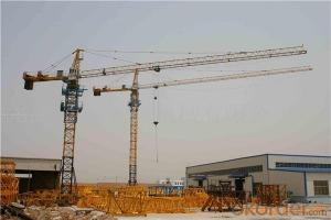 Tower Crane of Chang Li Model Number  QTZ125