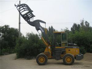 XD926G 2.0T Grass Sugarcane Grapple Wheel Loader