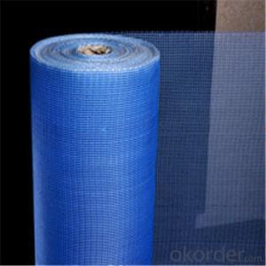 Fiberglass Mesh Roll Coating Alkali Resistant