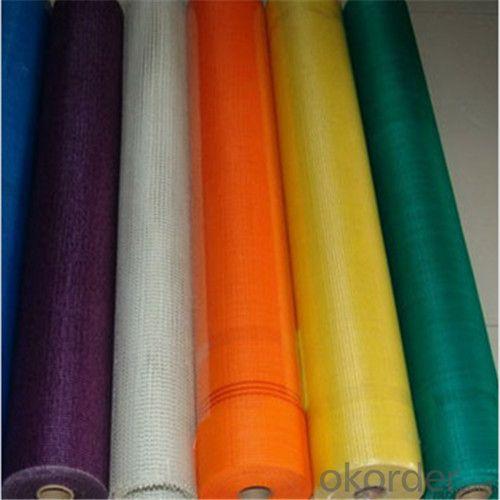 Fiberglass Mesh Roll Medium Alkali Resistant
