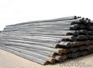 HRB335 small hot rolled  deformed steel bar