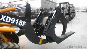 XD918F 1.5ton Wood Grapple Loader