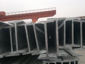 Hot rolled steel of h beam for construction