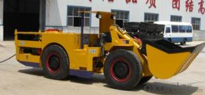 XDCY-1D 1m3 Electric  Scooptram 2.0ton Loader