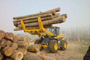 XD950G 5.0ton Wood Grapple Loader