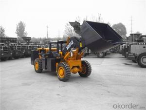 XD918 Unederground Loader for Mining