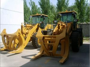 XD950G 5.0ton Wood Grapple Loader