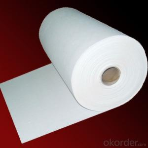 Ceramic Fiber Paper with SGS Certified