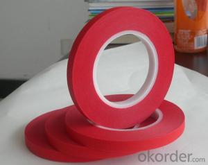 Rubber Based & Easily Tear  Masking  Tape