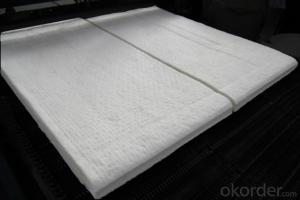 Ceramic Fiber Insulation Blanket with High Quality