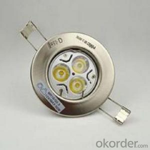 LED Spot Light GU10 230V 4W SMD CE RoHS