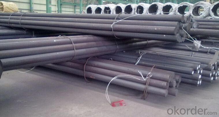 Grade SAE1045 CNBM Carbon Steel Round Bar