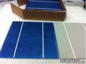 Polycrystalline Solar Cells 2BB/3BB CNBM