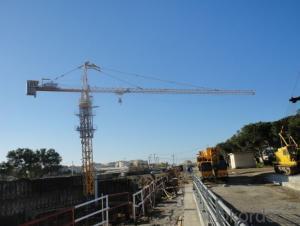 Tower Crane CMAX TC7135 Construction Machiney