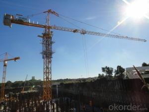 Tower Crane CMAX TC7021 Construction Machiney