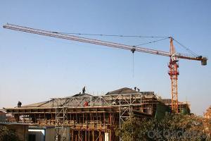 Tower Crane CMAX TC6014 Construction Machiney
