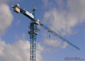 Tower Crane CMAX TC6014 Construction Machiney