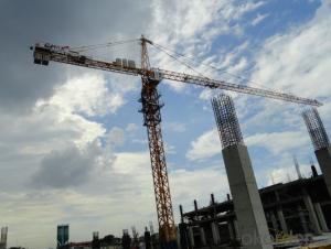 Tower Crane CMAX TC6024 Construction Machiney