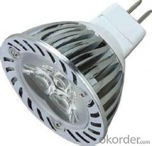 220v Dimmable GU10 MR11 LED 5W