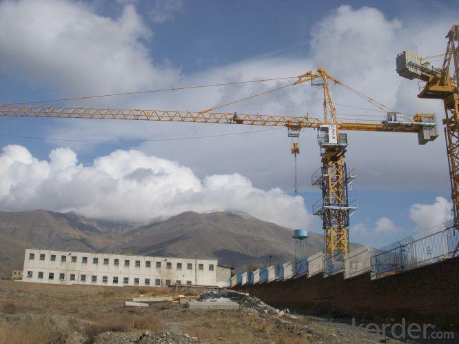 Tower Crane CMAX TC5613 Construction Machiney