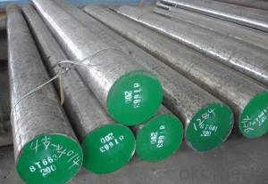 Grade SAE52100 CNBM Bearing Steel Round Bar