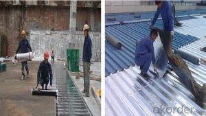 SBS Modified Bitumen Waterstop  Membrane For Roof