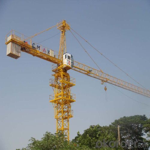 Tower Crane CMAX TC7050 Construction Machiney
