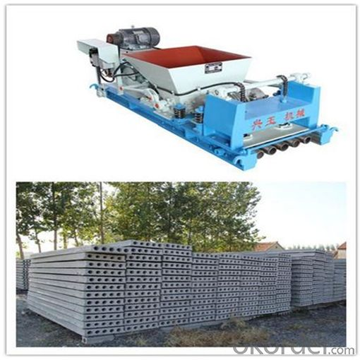 Concrete HC Slabs for Floor Making Machine