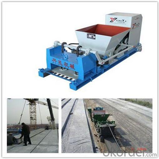 Prefab Concrete Hollow Core Roof Slabs Fabricating Machine