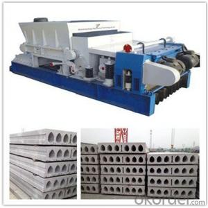 Precast Concrete Hollow Core Slabs Extrusion Machine